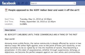 Stop Koff Beer ads