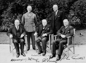 Commonwealth Prime Ministers 1944