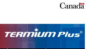 Termium - Canada's Translation Bureau