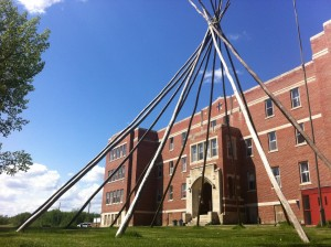 Blue Quills College